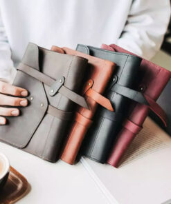 enjoythewoodestonia leather special travel notebook