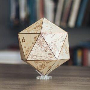enjoythewoodestonia gloobus puidust icosahedron