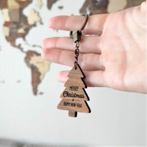 enjoythewoodestonia võtmehoidja christmas tree