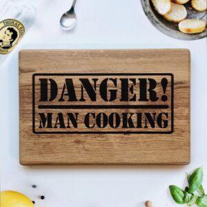enjoythewoodestonia puidust loikelaud danger!man cooking