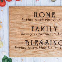 enjoythewoodestonia wooden cutting board HFB