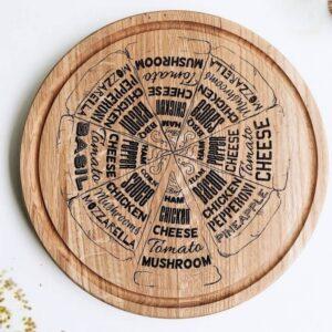 enjoythewoodestonia ümmargune puidust lõikelaud pizza2