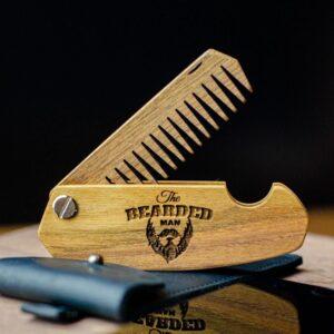 enjoythewoodestonia puidust kokkupandav habemekamm bearded man