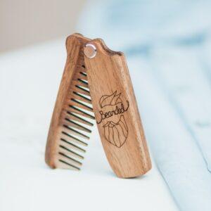 enjoythewoodestonia puidust kokkupandav habemekamm bearded