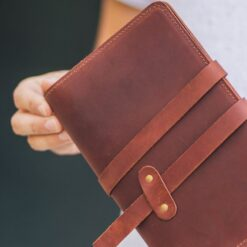 enjoythewoodestonia leather travel organizer
