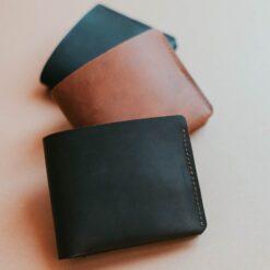 enjoythewoodestonia leather wallet minimal