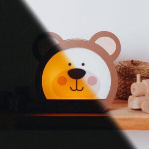 enjoythewoodestonia öölamp bear