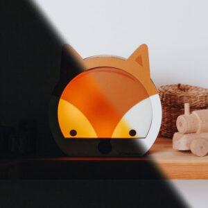 enjoythewoodestonia öölamp fox